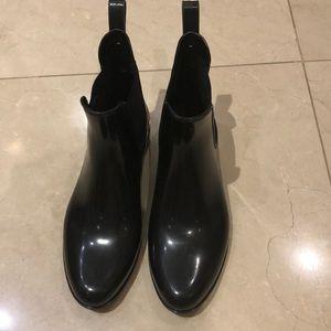 Black Sam Edelman Rain boots